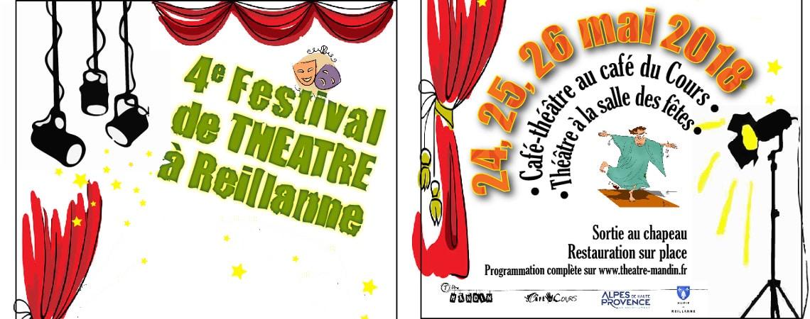 Festival de Théâtre 2018