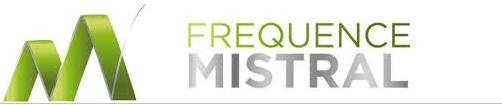logo de la radio fréquence mistral